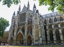Londyn Opactwo Westminsterskie