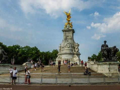 Londyn - Victoria Memorial