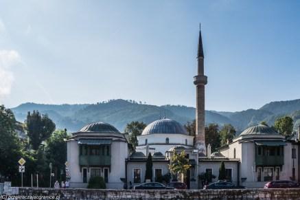 Meczet Cesarski budynek - co zobaczyć w sarajewie