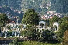 Cmentarz Alifakovac - co zobaczyć w sarajewie