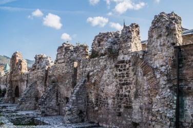 Taslihan stare mury - co zobaczyć w sarajewie
