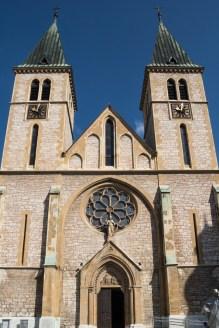 Katedra Serca Jezusowego sarajewo