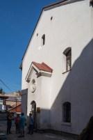 Sarajewo - Stara Synagoga Żydowska