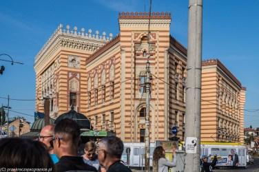 Sarajewo - Ratusz Miejski