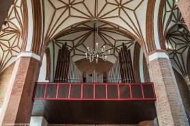 frombork - bazylika św katarzyny organy