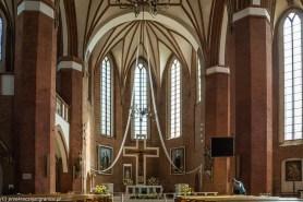 frombork - braniewo bazylika św katarzyny ołtarz