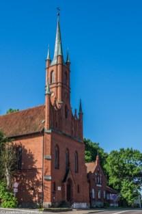 frombork - kościół św wojciecha