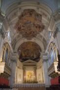 palermo - katedra ołtarz