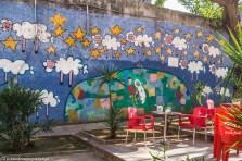 palermo - mercato ballaro mural