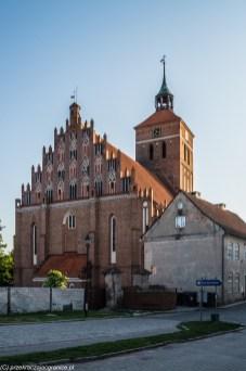 warmia - reszel kościół św. Piotra i Pawła