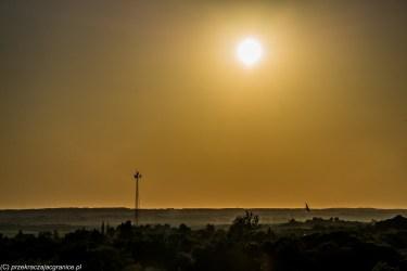 warmia - reszel panorama