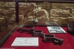 warmia - reszel narzędzie tortur obręcz z dzwoneczkiem