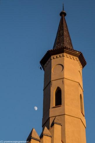 warmia - reszel wieża