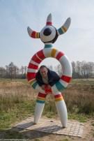 Billund - Mikołaj, a gdzie Ty masz nogi?