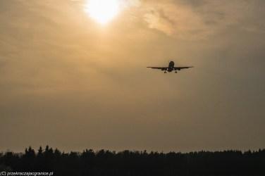 Billund - wypatrując samolotów
