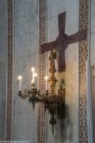 monreale - katedra oświetlenie