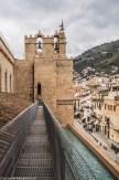 Monreale - trasa zwiedzania dachu Katedry