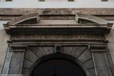 Palermo - Collegio Massimo dei Gesuiti – Biblioteca Regionale