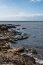 saliny - marsala skaliste wybrzeże sycylia