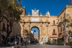 saliny - marsala brama Garibaldiego