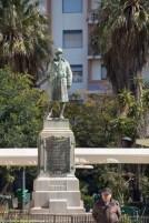 Sciacca - pomnik Nieznanego Żołnierza