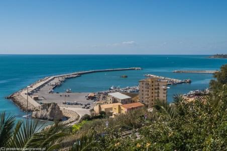 sciacca - widok na port