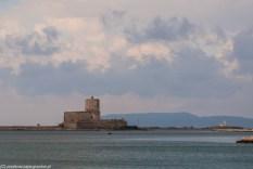 Trapani - Pałac na morzu