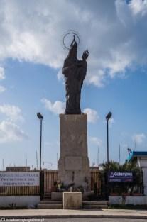 segesta - trapani pomnik maryi