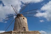 saliny - wiatrak sycylia
