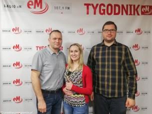 podsumowanie maja - przekraczając granice w radio eM Kielce
