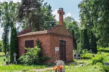 kaplica kościół cmentarz suwałki