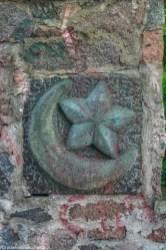 symbol religijny gwiazda i księżyc suwałki cmentarz