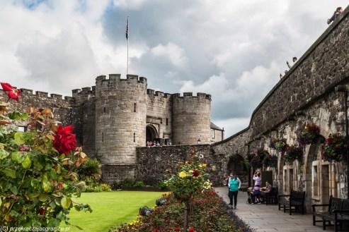 mury architektura zamek