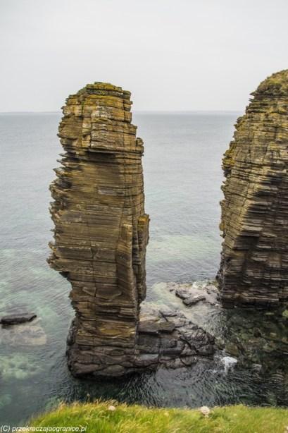 klify ocean natura