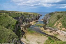 plaża fiord natura