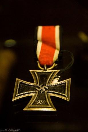 niemieckie odznaczenie wojskowe w kształcie krzyża