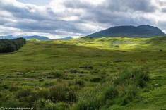 Glen Coe - krajobraz tego rejonu jest iście baśniowy