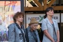 trzy pokolenia kobiet na scenie