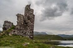 Loch Assynt - Ardvreck Castle