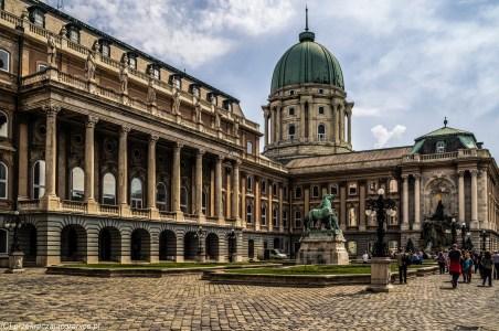 Zamek Królewski - Budapeszt w jeden dzień