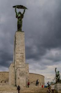 Wzgórze Gellerta - Pomnik Wolności