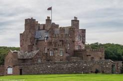 Castle of Mey - te mury skrywają pewnie niejedną tajemnicę