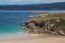 Ceannabeinne Beach - North Coast 500