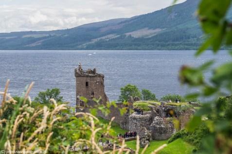 okolice Loch Ness - Urquhart Castle