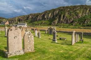 Cmentarz - Bettyhill