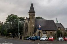 Ulice Thurso kościół