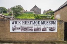 Wick - muzeum pamięci regionalnej
