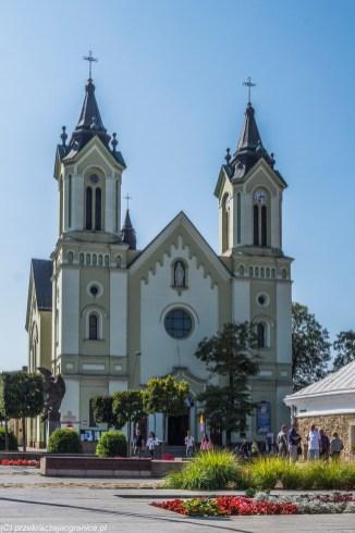 Brama Bieszczad - kościoły