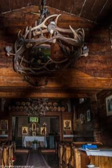 Cerkwie - połoniny w Bieszczadach