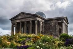 Calton Hill - Obserwatorium